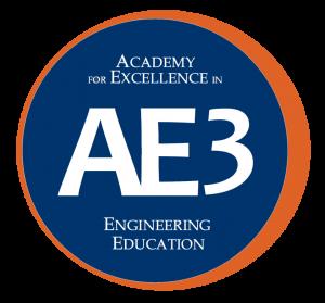 AE3 logo new orange new blue